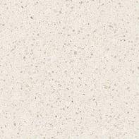 Piano cucina su misura in quarzo composito Crystal white bianco , spessore 2 cm