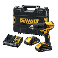 Trapano avvitatore a batteria DEWALT DCD778L2T-QW 18 V, 3 Ah, 2 batterie