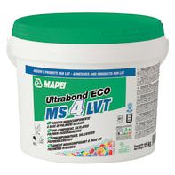 Colla Ultrabond Eco MS 4 LVT MAPEI beige 15 kg