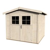 Casetta da giardino in legno Pateaux 0.05 m² spessore 19 mm