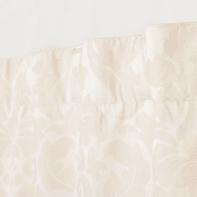 Tenda Grace ecru fettuccia 135x280 cm