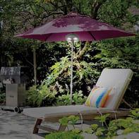 Lampada da tavolo 23,0220,35 , in plastica, LED integrato IP44