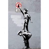 Poster Brandalised Grafitti 61x91.5 cm