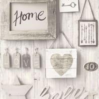 Carta da parati Sweet Home beige