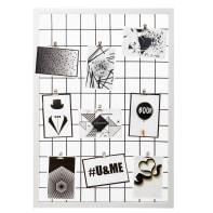 Cornice Grid per 12 fotografie 10x15 bianco