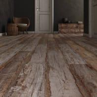 Pavimento laminato Authentic Sp 10 mm marrone
