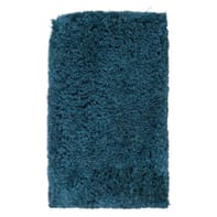 Tappeto Fluffy , blu, 45x70