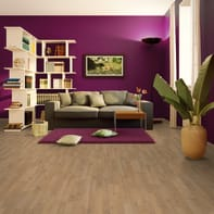 Pavimento laminato Brondal Sp 7 mm marrone