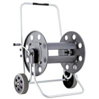 Avvolgitubo su ruote non equipaggiato CLABER metal Profy