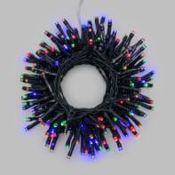 Catena luminosa 500 lampadine LED multicolore 20.5 m