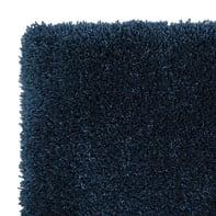 Tappeto Feel , blu scuro, 60x115 cm