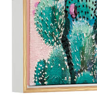 Dipinto su tela Cactus 94x124 cm