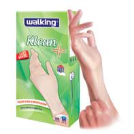 Guanti in vinile WALKING Klean 8 / M , 100 pezzi