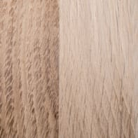 Piano cucina in legno rovere P 63 cm, spessore 3.8 cm