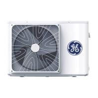Unità esterna del climatizzatore dualsplit GE APPLIANCES GEM-NM40OUT M (multi out) R32 14000 BTU classe A++