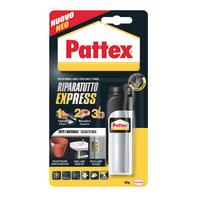 Bicomponente da miscelare resina epossidica per multisupporto PATTEX Riparatutto Express 48g
