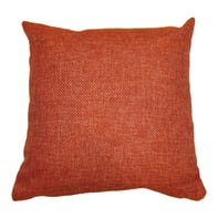 Cuscino Elettra arancione 50x50 cm