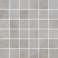 Mosaico Metallic Blanc H 30 x L 30 cm bianco