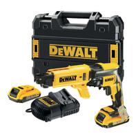 Avvitatore a batteria DEWALT DCF620D2K-QW, 18 V2 Ah, 1 batteria