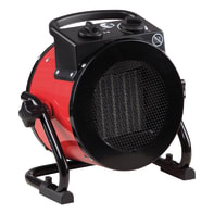 Riscaldatore per cantiere EQUATION West rosso 2000.0 W
