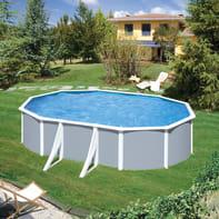 Piscina fuori terra ovale autoportante KITADEO500 500x300, H 120 cm