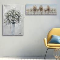 Dipinto originale Fiori 60x90 cm