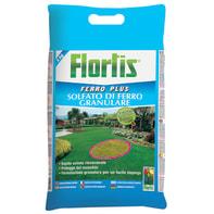Concime per il prato granulare FLORTIS Ferro Plus 5 Kg