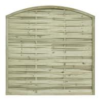 Frangivista in legno Arco 180 x 180 cm