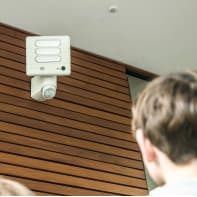 Telecamera da esterno senza fili LUTEC