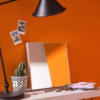 Specchio a parete quadrato Jo argento 30x30 cm INSPIRE