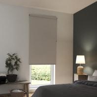 Tenda a rullo INSPIRE Tokyo oscurante beige 90x250 cm