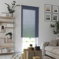 Tenda a rullo oscurante INSPIRE Madrid blu 75 x 250 cm