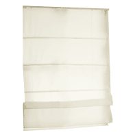 Tenda a pacchetto Maisy bianco 45x150 cm