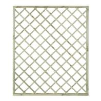Pannello reticolato in legno Diagonale 150 x 180 cm