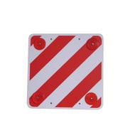 Cartello segnaletico Carichi sporgenti polipropilene 50 x 50 cm