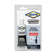 Colla in resina epossidica metallo BOSTIK liquido 55ml