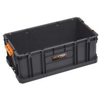 Cassetta attrezzi DEXTER PRO L 30 x H 19.5 cm, profondità 18.7 mm