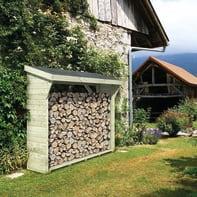 Legnaia in legno x H 175 x P 52 cm