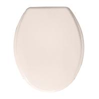 Copriwater ovale Universale Cefalo plastica bianco