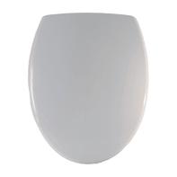 Copriwater ovale Dedicato per serie sanitari Compatibile Selnova3 termoindurente bianco