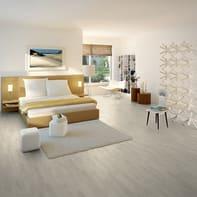 Pavimento laminato Belen Sp 7 mm bianco