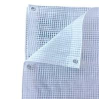 Telo per tendone/tenda da esterni trasparente 3 x 1.5 m