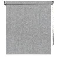 Tenda a rullo Paillettes taupe 90x250 cm