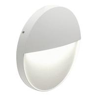 Faretto da incasso da esterno tondo Geo Round LED integrato 6W 452LM 1 x IP65