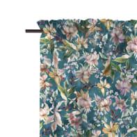 Tenda INSPIRE Florence multicolor fettuccia con passanti nascosti 200 x 280 cm