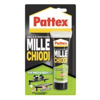 Colla Millechiodi removibile PATTEX bianco 100