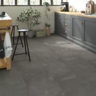 Pavimento pvc flottante clic+ Juke Sp 5 mm grigio / argento