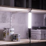 Reglette Esran LED integrato 41 cm 9W 1100LM IP65 Inspire