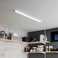 Reglette Okha LED integrato 119 cm 26W 2800LM IP20 Inspire