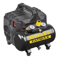 Compressore silenziato STANLEY FATMAX DST 101/8/6 1 hp 8 bar 6 L